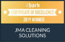 Bark.com Certificate of Excellence