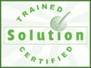 Trained Solution Certified